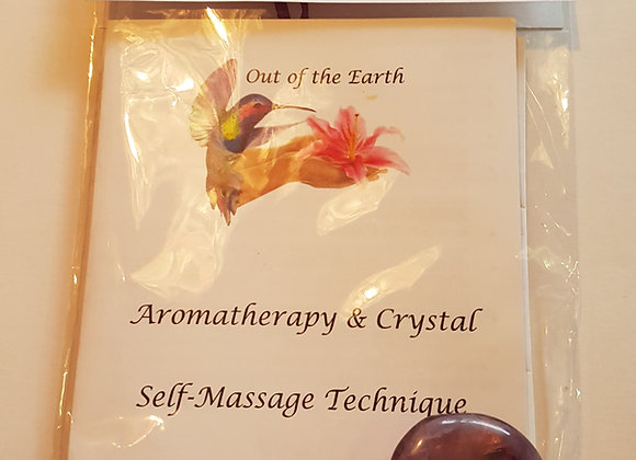 Crystal Massage & Meditation Kit - Headache
