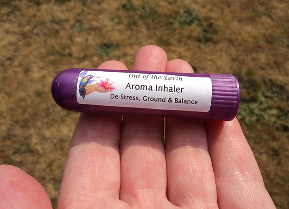 Aroma Inhaler - De-Stress, Ground & Balance