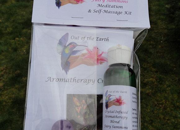 Fairy Summons Meditation & Self-Massage Kit