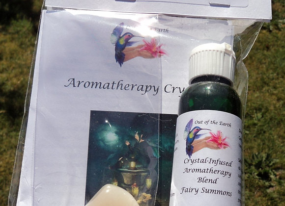 Fairy Moon Meditation & Self-Massage Kit