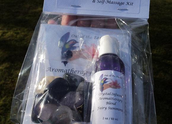 Fairy Circle Meditation & Self-Massage Kit