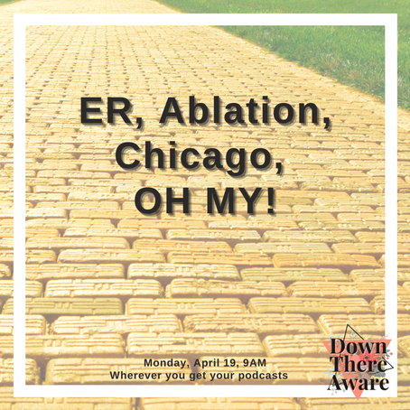 Season 2 Episode 14: ER, Ablation, Chicago, OH MY!