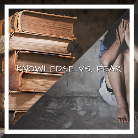 Season 2 Episode 9: Knowledge vs. Fear