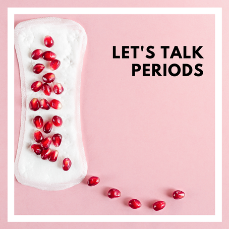 Season 2 Episode 6: Let's Talk Periods