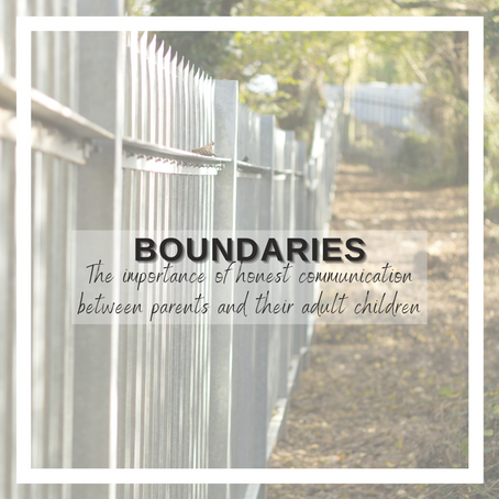 Season 2 Episode 11: Boundaries