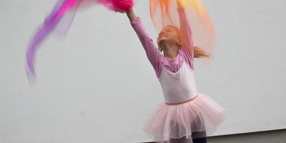DERZEIT CORONA-PAUSE! Mäusetanzen Midi für 4-6 Jährige