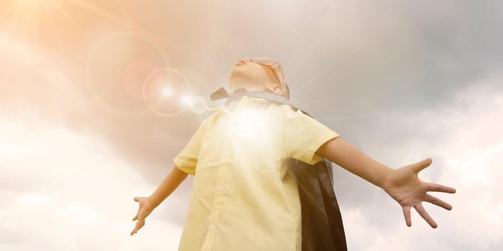 """Wie Kinder die Welt wahrnehmen - Lernen durch Körpererfahrung!"""""""