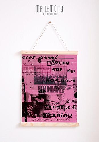 RIOT GIRL Poster