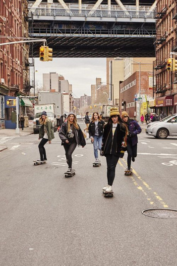 Skateboarding: fashion, style, sport and alternative transportation in times of pandemic.