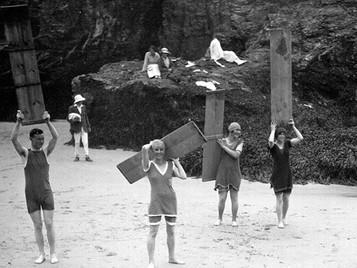 Los comienzos del surf en Europa no fueron como creías. Parte II