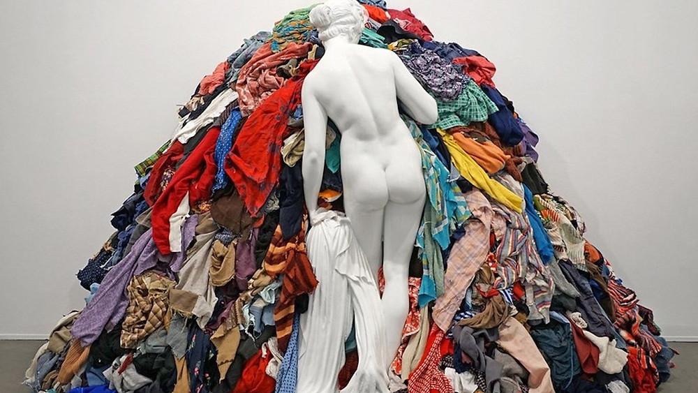 Venere degli stracci (Venus de los trapos), 1967-1974, de Michelangelo Pistoletto