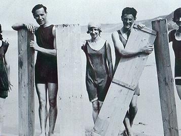 Los comienzos del surf en Europa no fueron como creías. Parte I