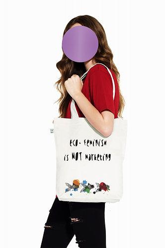 ECO-FEMINISM Tote bag