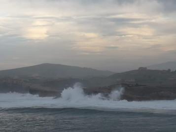 Surf y miedo a las olas.