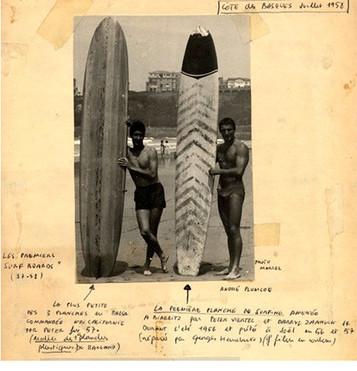 Los comienzos del surf en Europa no fueron como creías. Parte III