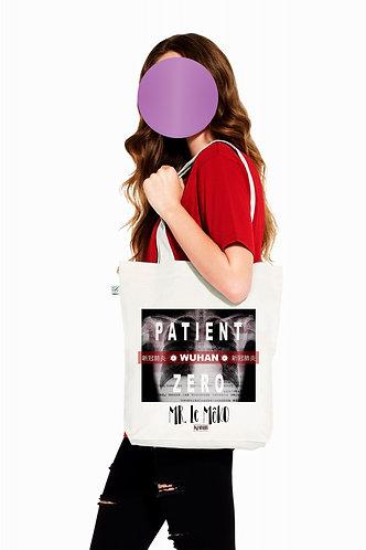 PATIENT ZERO Tote bag