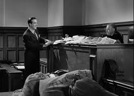 MIracle on 34th Courthouse Scene Proving Kris is Santa Claus