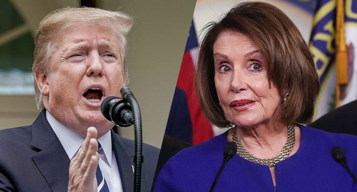 President Trump and Speaker Pelosi