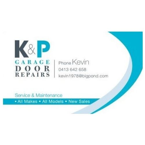 K&P Garage Door Repairs