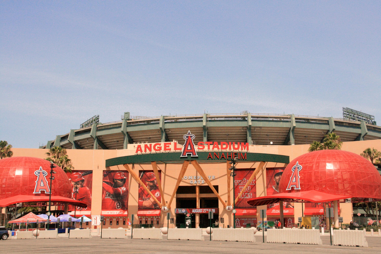The Anaheim Landmarks