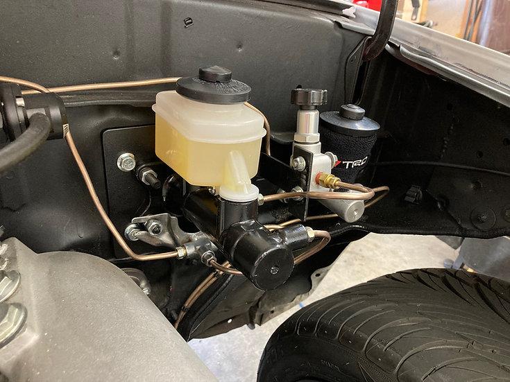 Brake Booster Delete Plate