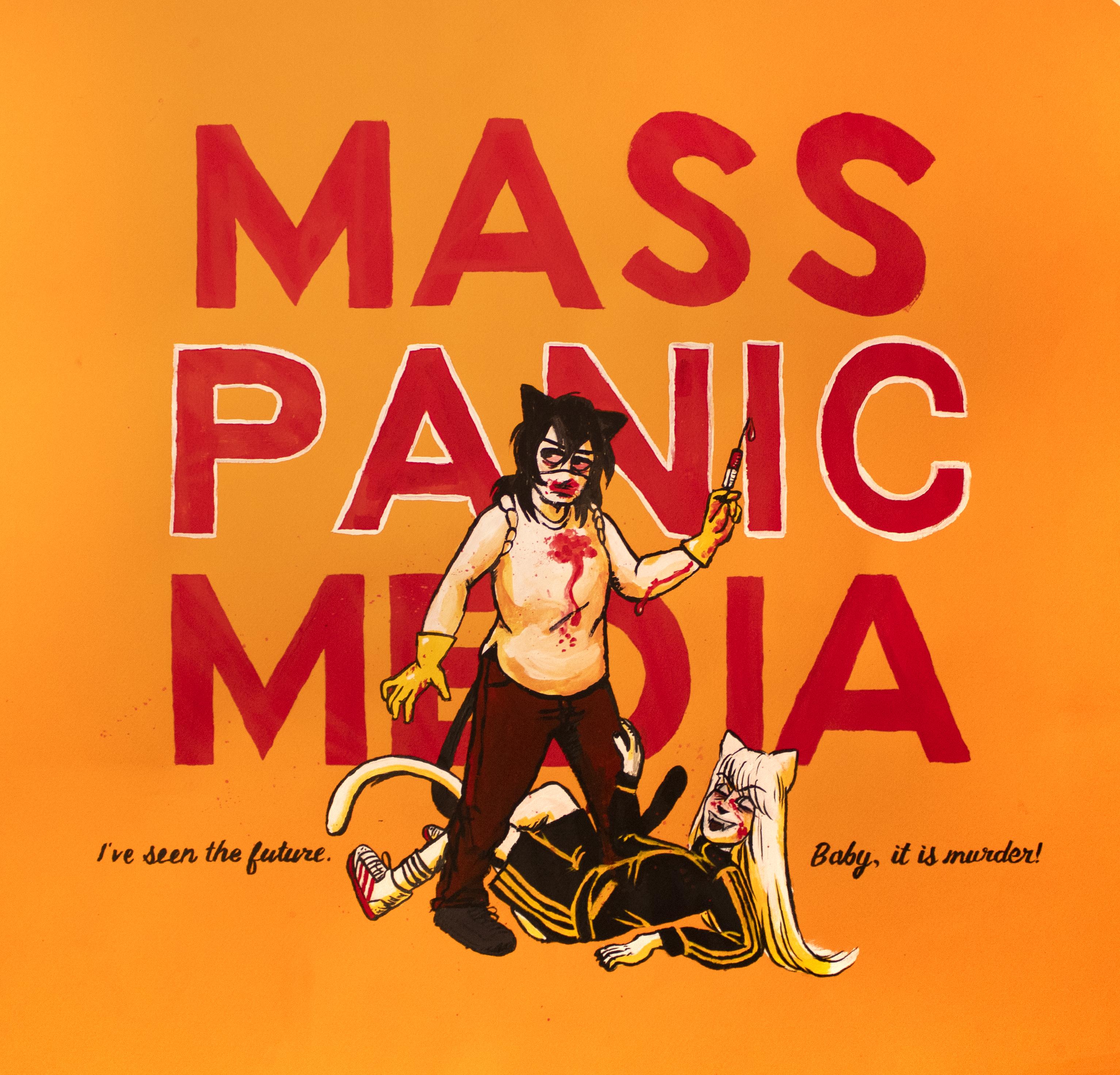 Mass Panic Media no. 2 2020