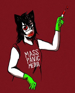 Mass Panic Media no. 1 2020