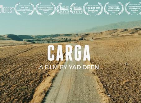 Interview with Yad Deen: Filmmaker Behind the Short Film, 'Carga'