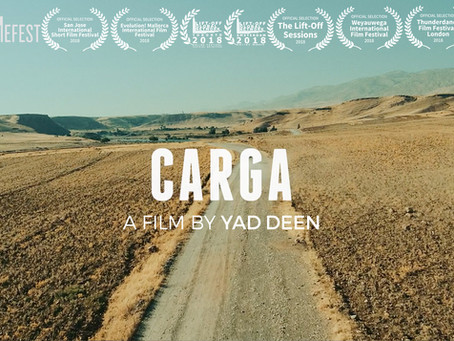 Interview with Yad Deen: Filmmaker Behind the Short Film, 'Carga'