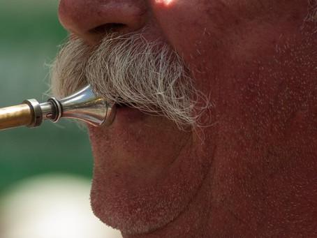 'Moustache Season' by Liz Wride