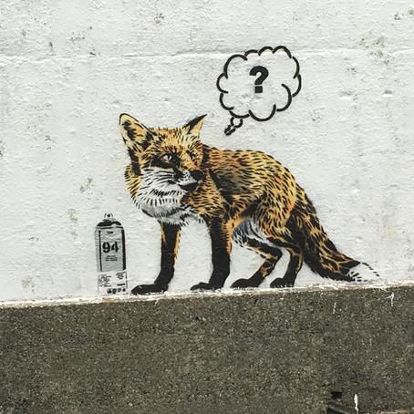 'Fox': A Poem by Siobhan Dunlop