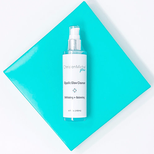 CLEANSE: Glycolic Glow Cleanser