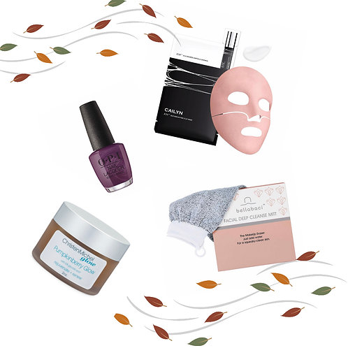 The Glow Box- Fall Edition