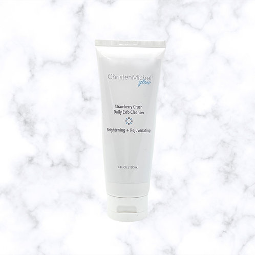 CLEANSE: Strawberry Crush Exfo Cleanser