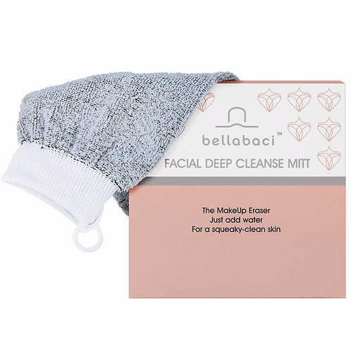 Bellabaci Facial Deep Cleanse Pro Facial Mitt