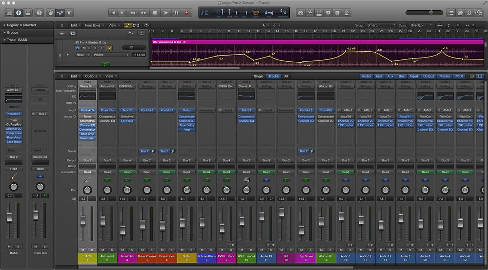 logiciels de mao-studio enregistrement-beatmaker-voix-off-chant