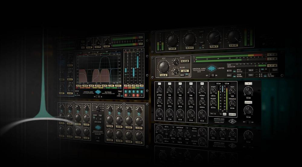 Studio d'enregistrement : mastering audio