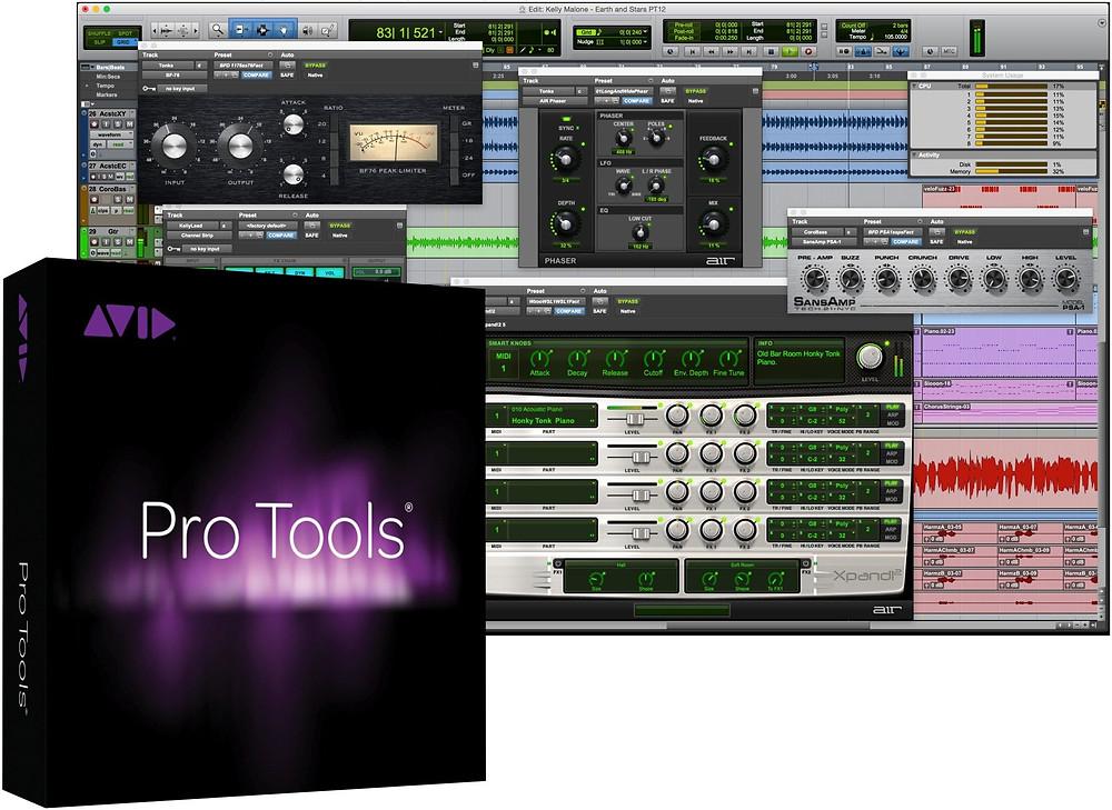 Choisir Pro Tools : genèse et utilisation