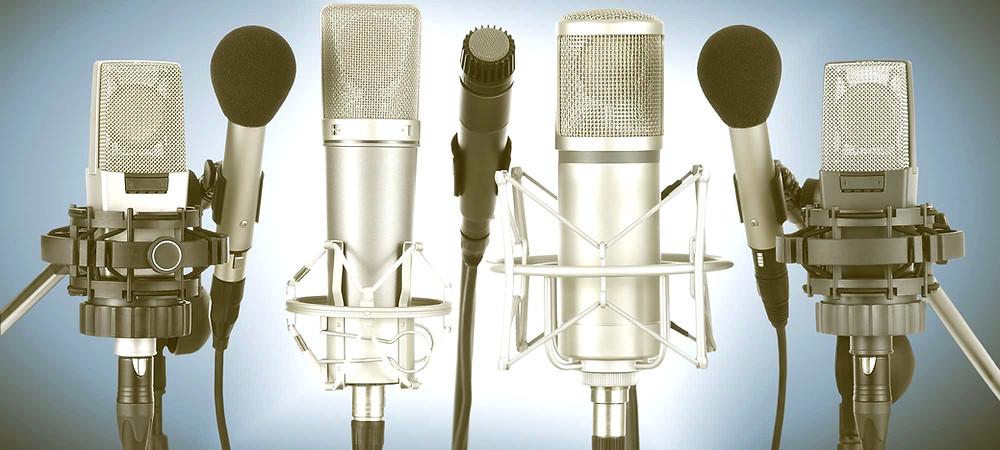 Quel micro pour une voix off, voix de chant en studio d'enregistrement ?