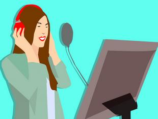 Voix off, communication et marketing