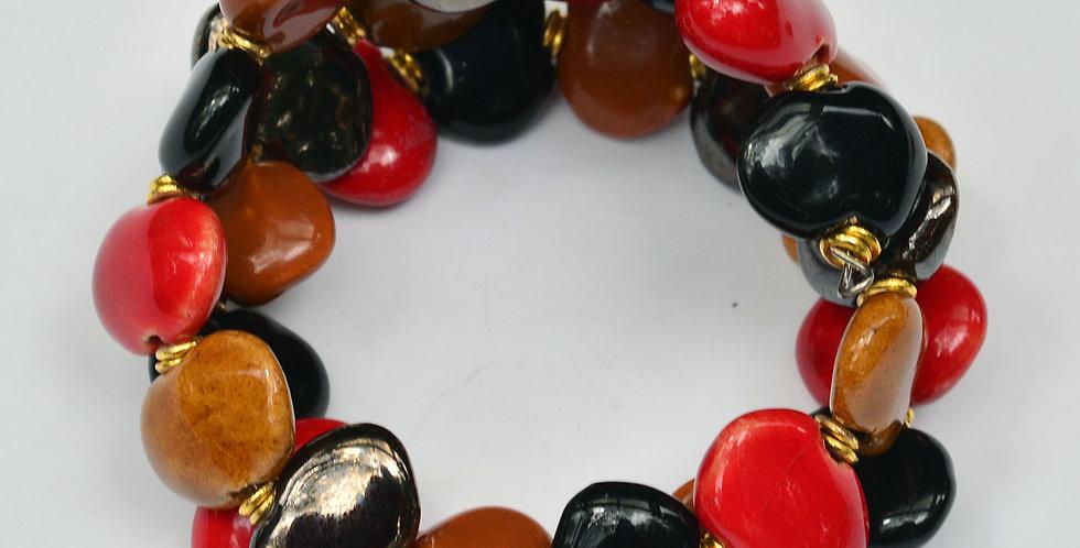 Shale Gabra, Kazuri Bracelet