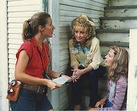 Dolly Parton, Daryl Hannah