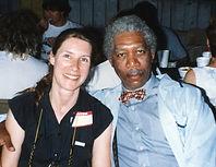 "Morgan Freeman ""Driving Miss Daisy"""