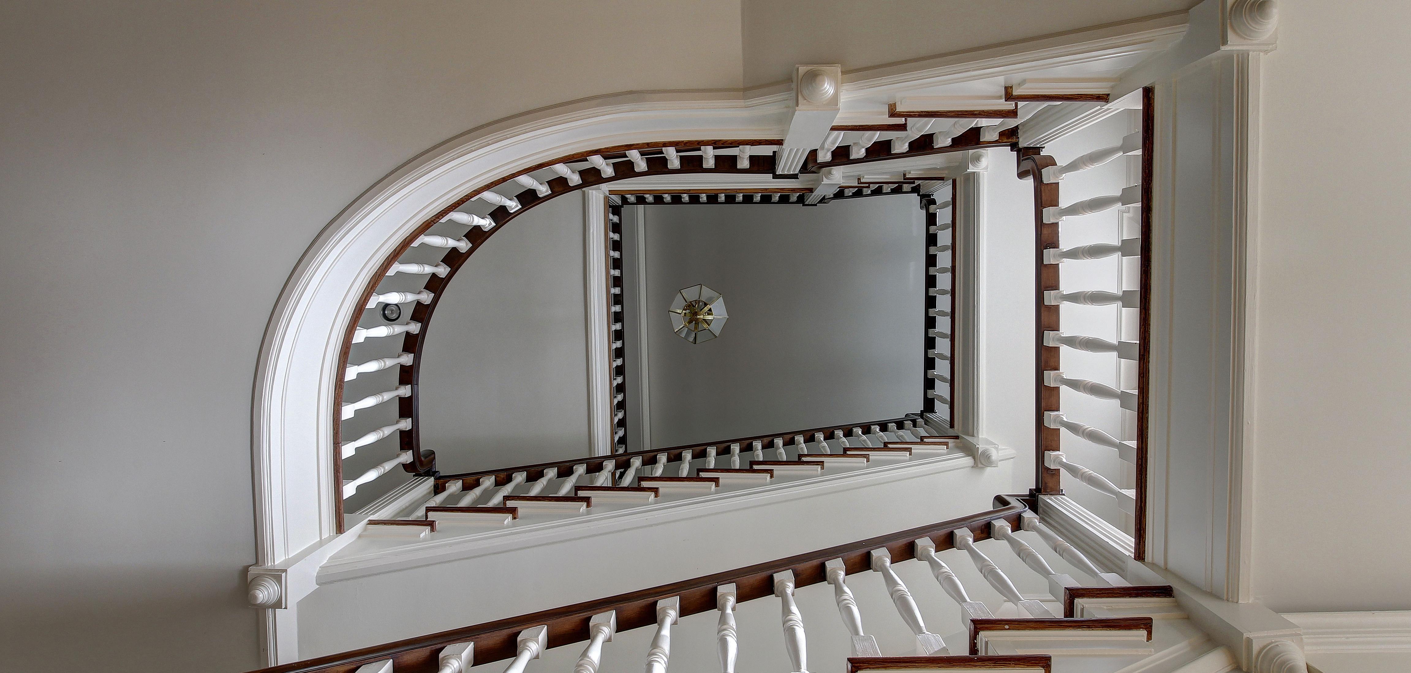 millwork charlottesville stairs