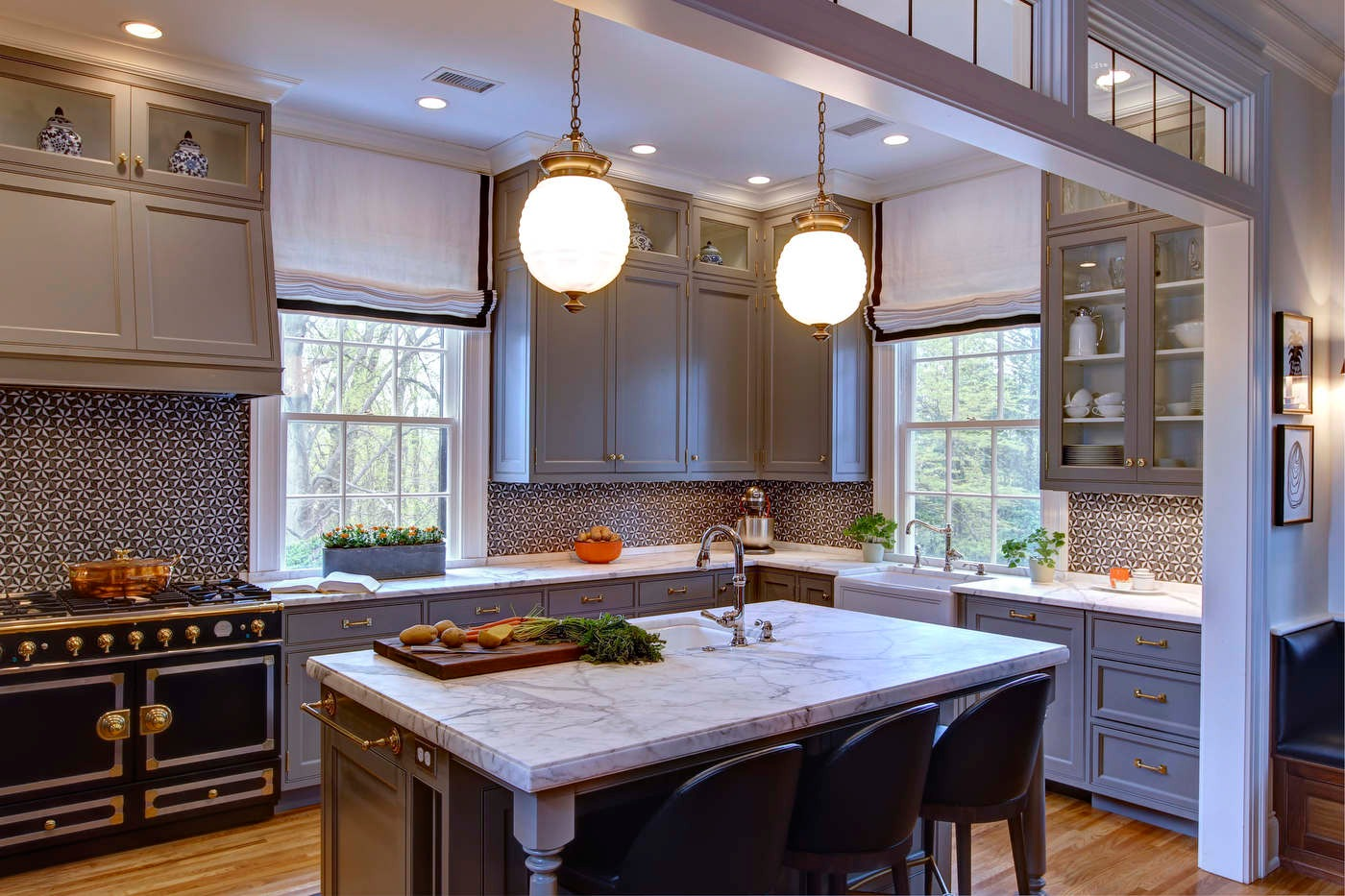 kitchen charlottesville cabinetry
