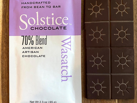 SOLSTICE: UN CHOCOLATE ARTESANO AMERICANO