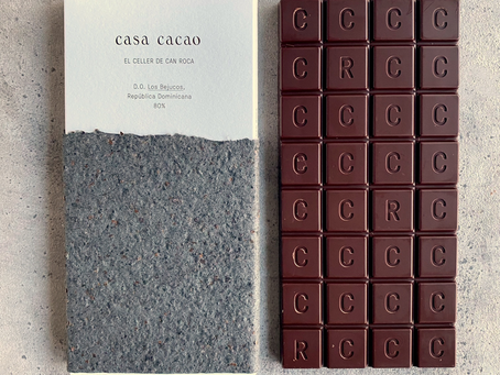 Casa Cacao: la chocolatería del Celler de Can Roca