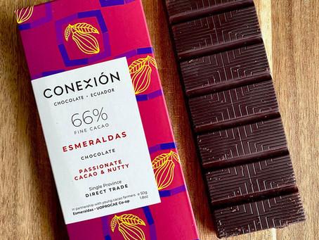 Conexión chocolate: La unión del pequeño agricultor con la industria del chocolate fino