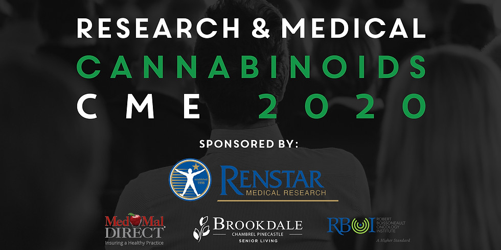Research and Medical Cannabinoids CME 2020