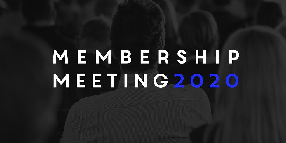 March Membership Meeting 2020